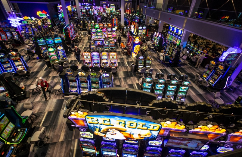 The qualities of playing Online Slots online!